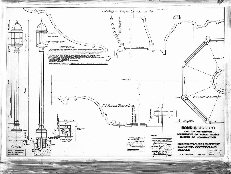 Lamp Post Diagram Great Installation Of Wiring Retrographer Hoeveler Street Rh Org Floor